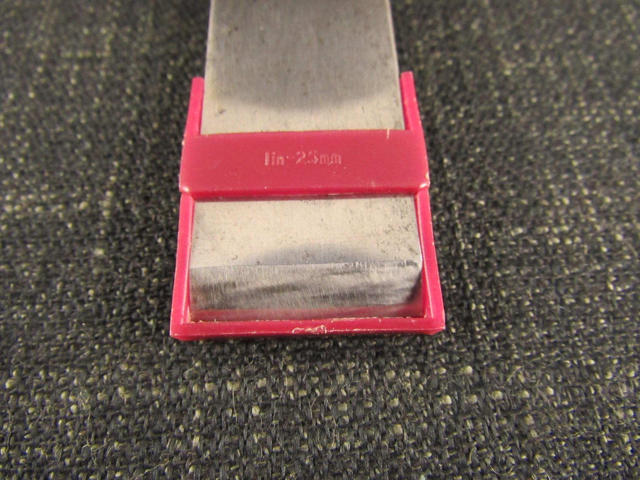 Robert SORBY Paring Chisel - 1 inch