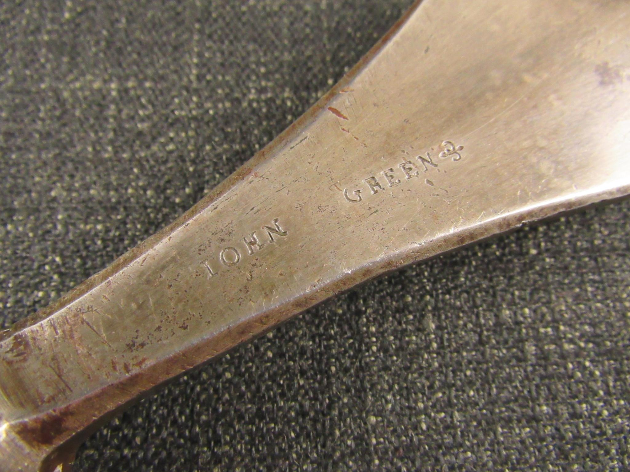 18th Century Chisel by John Green