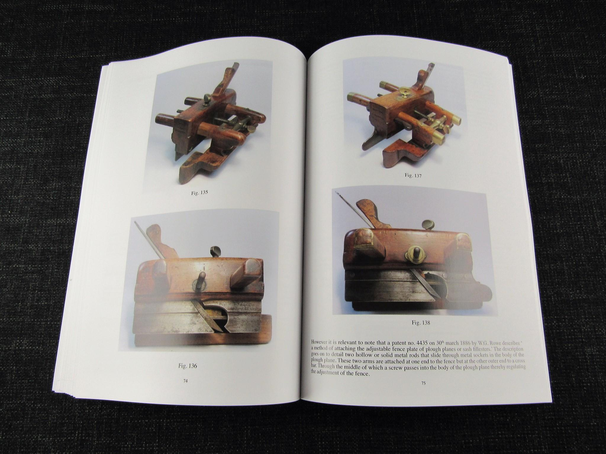 The Plough Plane - The Study of a Collection by David R Prichard
