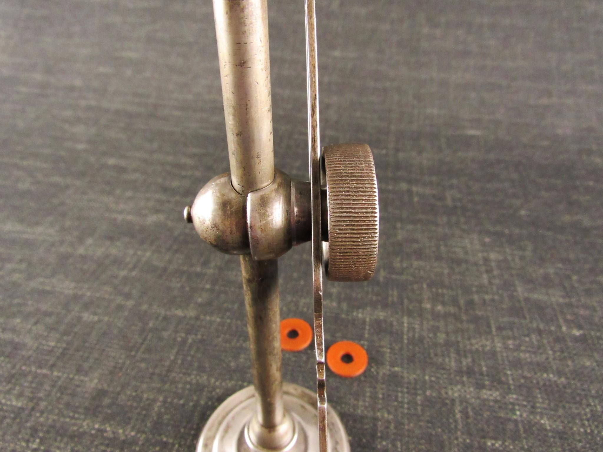 Ornate Acorn Surface Gauge