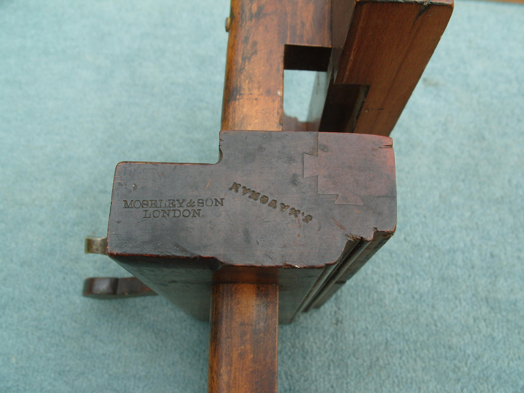 MOSELEY Thumb Screw Plough & Fillister Planes
