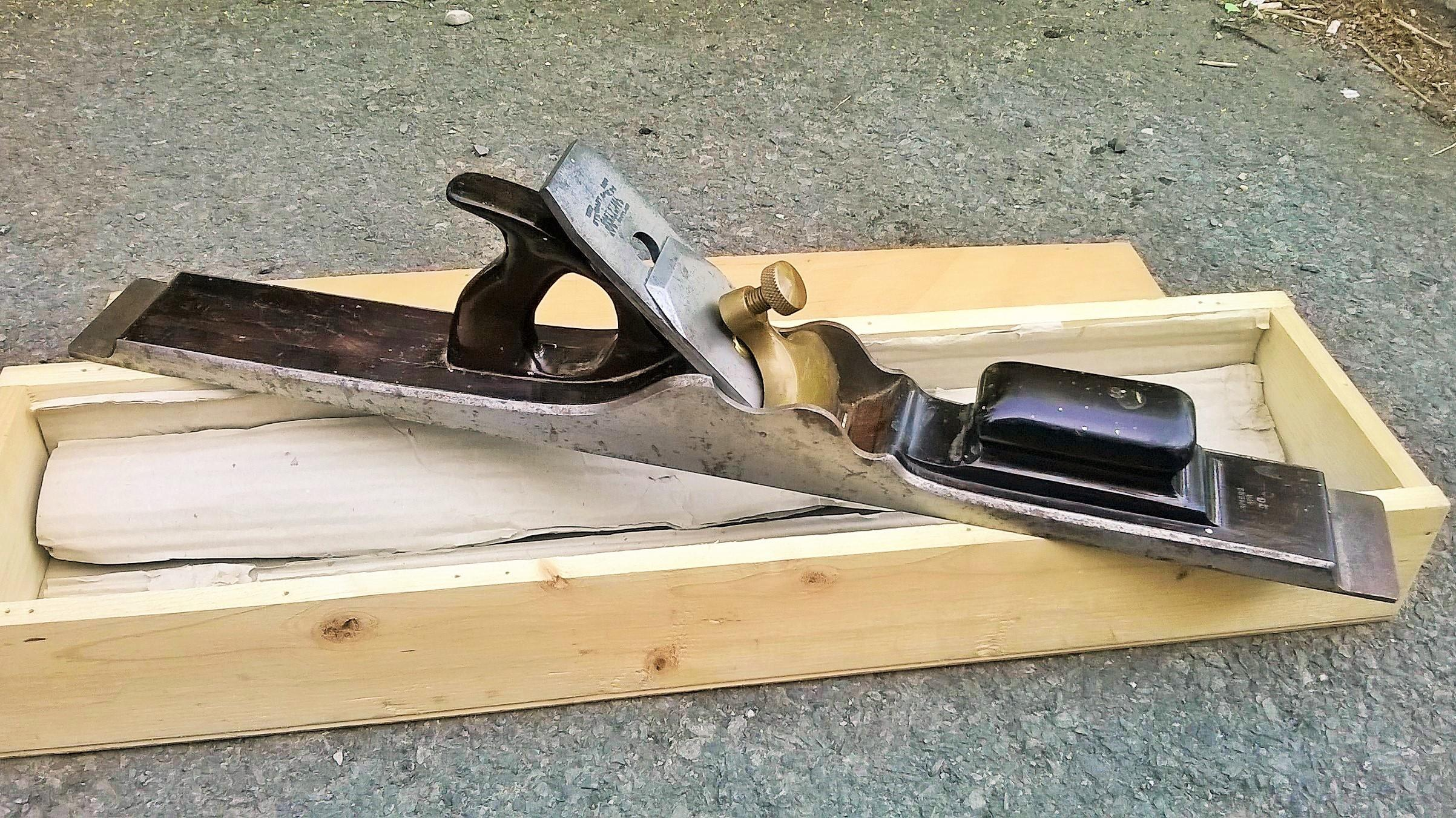 SPIERS Jointer Plane