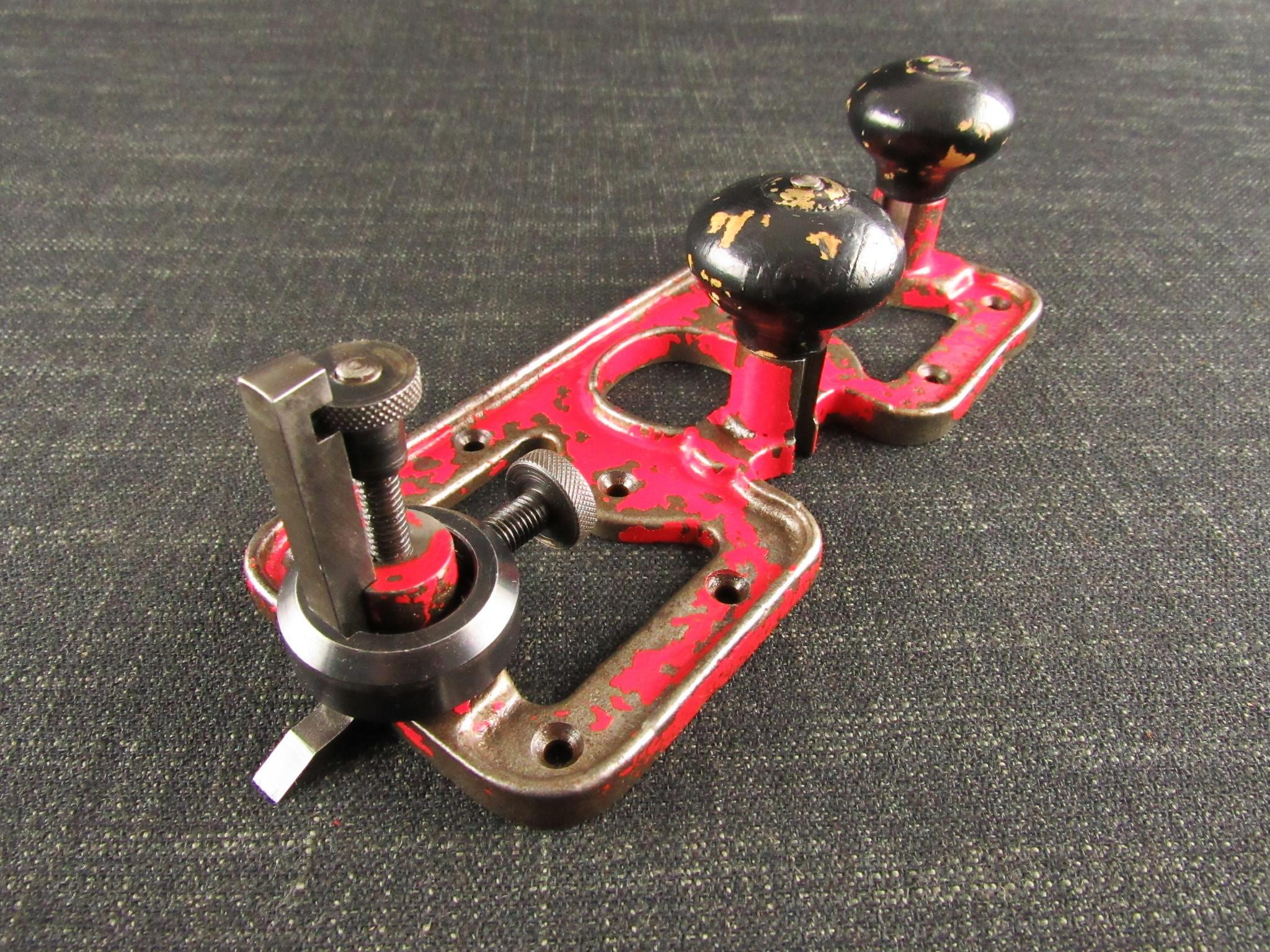 TYZACK Router Plane