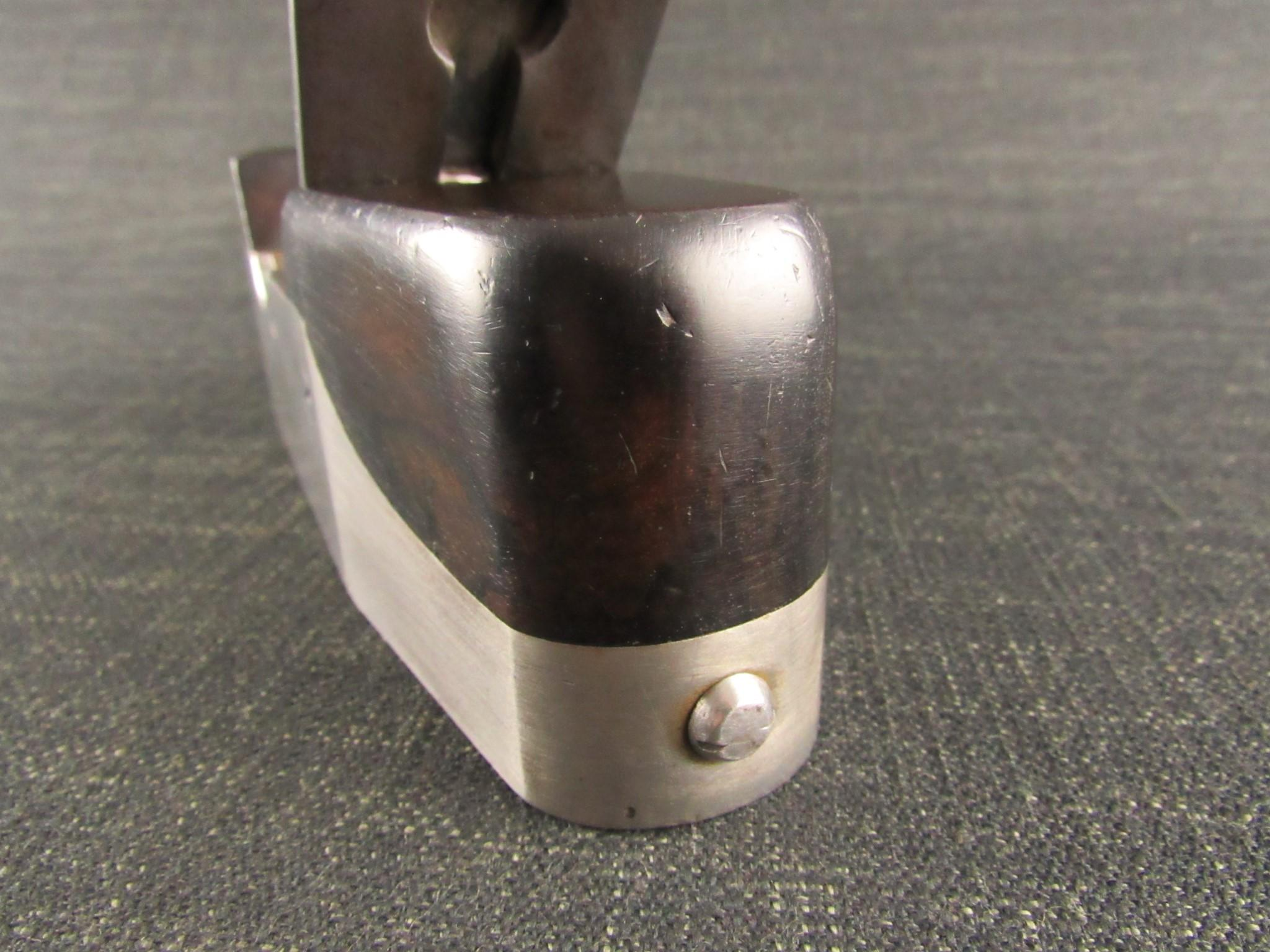 MARPLES Malleable Iron Infill Smoothing Plane