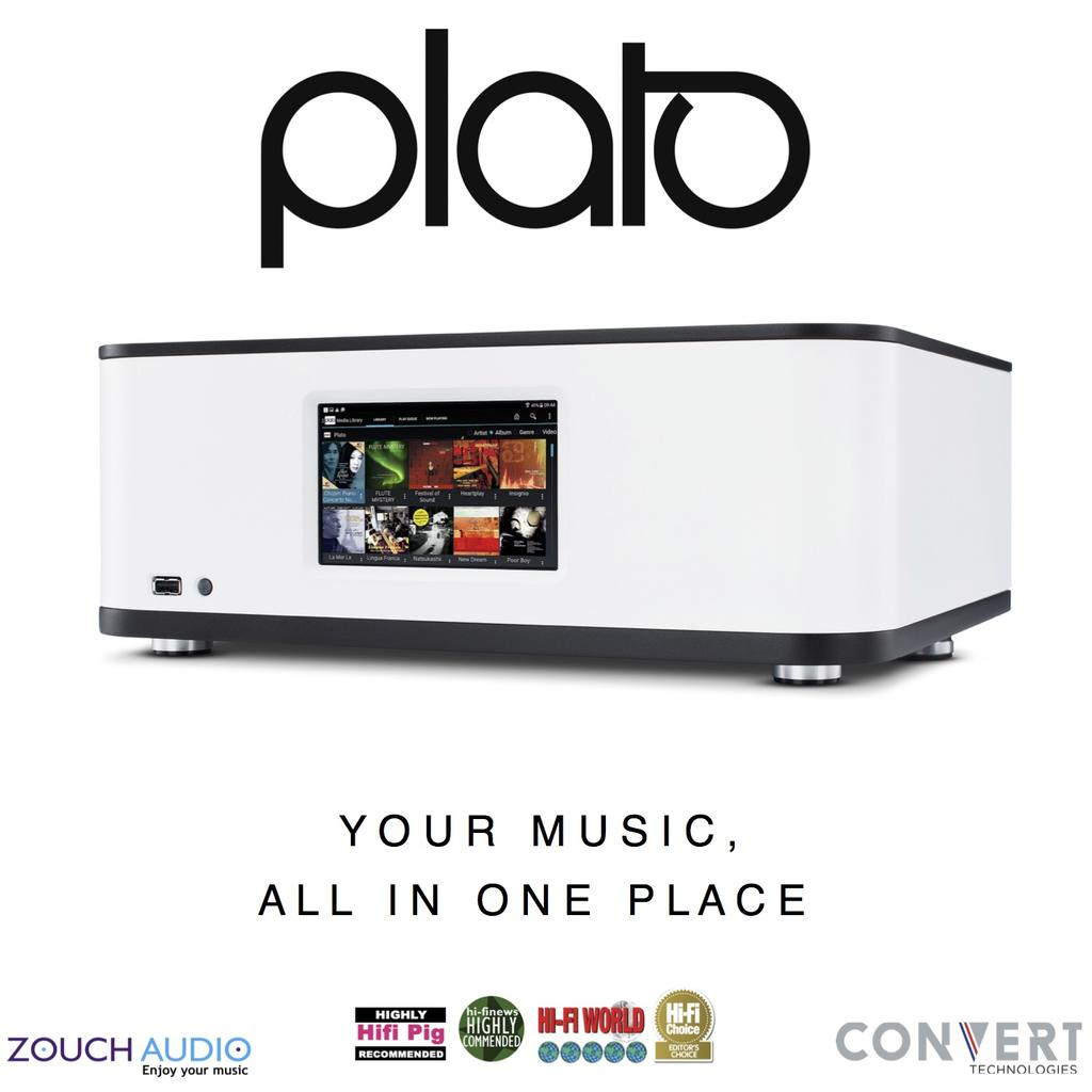 Plato - Your Music, All In One Place