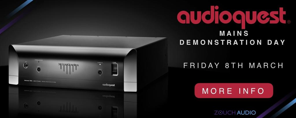 Audioquest Demonstration Day!