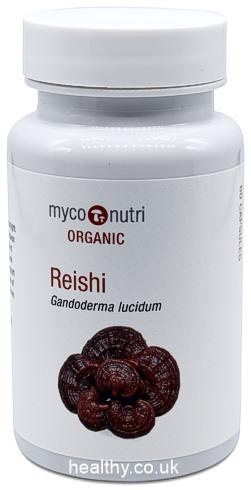 Uk Suppliers Of Organic Reishi Mushroom Supplement