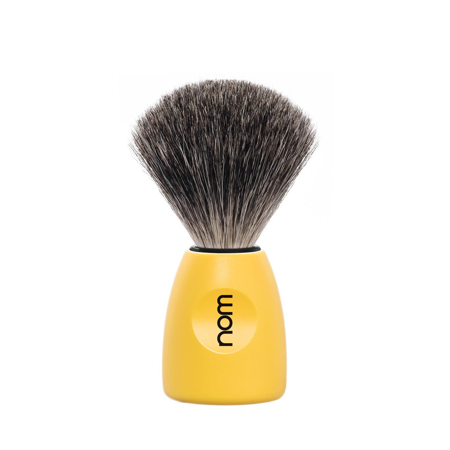 LASSE81LE NOM, LASSE Lemon Pure Badger Shaving Brush