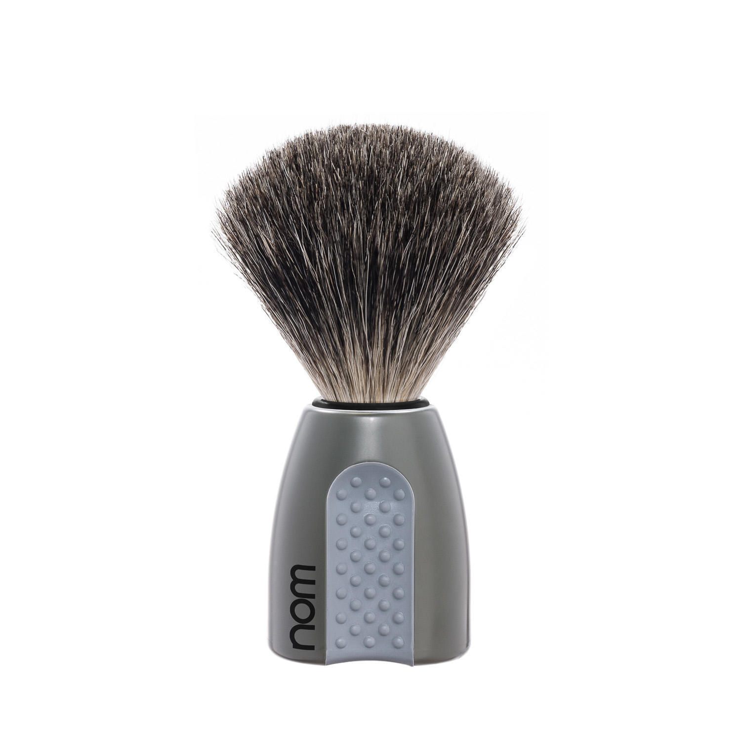 ERIK81GR NOM, ERIK grey, pure badger shaving brush