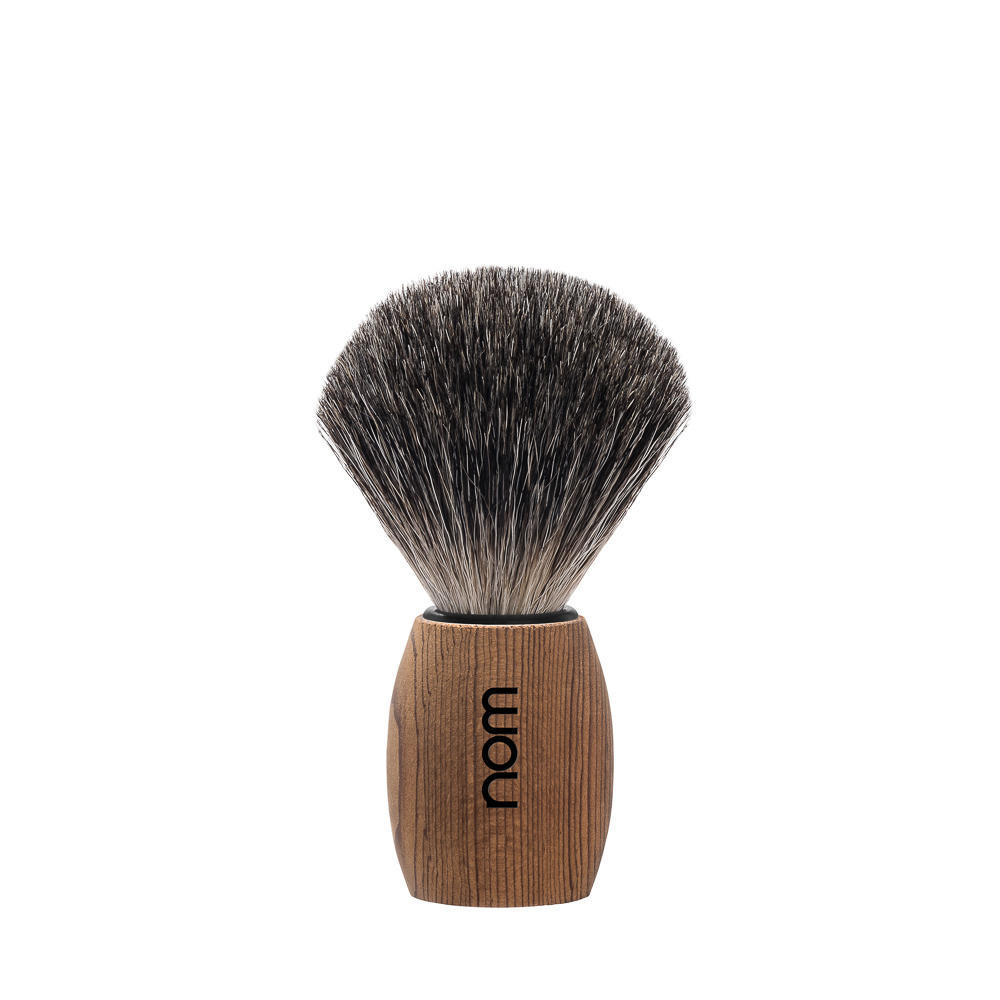 OLE81PS nom OLE, pure spruce, pure badger shaving brush