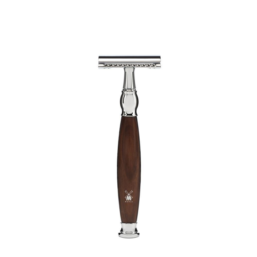 MÜHLE SOPHIST Ironwood Safety Razor
