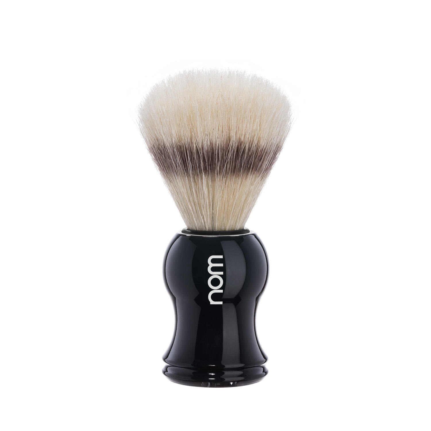 GUSTAV41BL nom, GUSTAV Black, Pure Bristle Shaving Brush