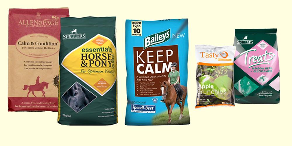 Horse Feed & Treats
