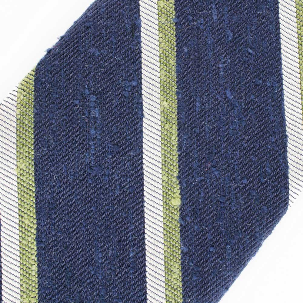 Silk tie light blue/dark blue striped Nicky p0PxvfqWL