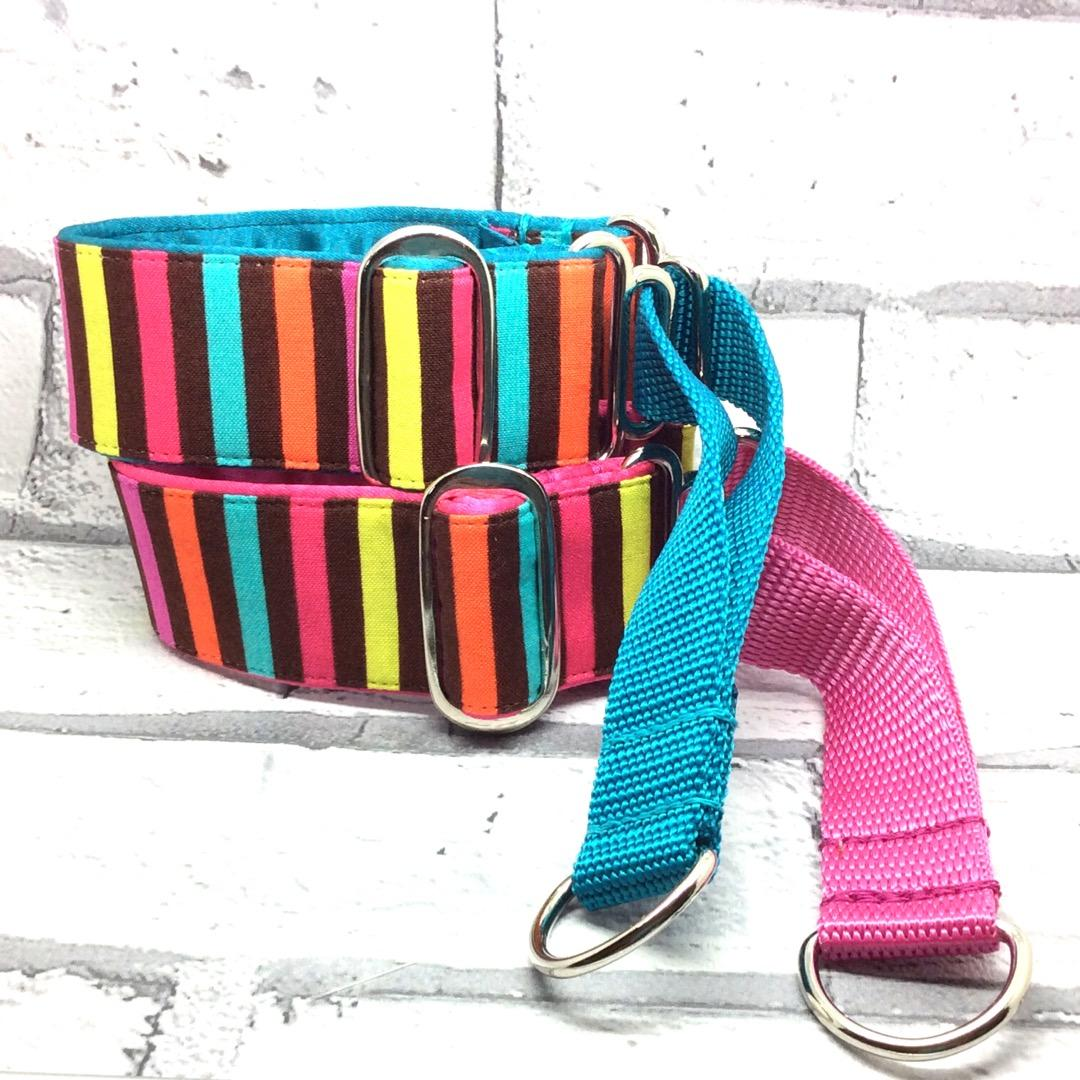 Candy stripe reduced martingale