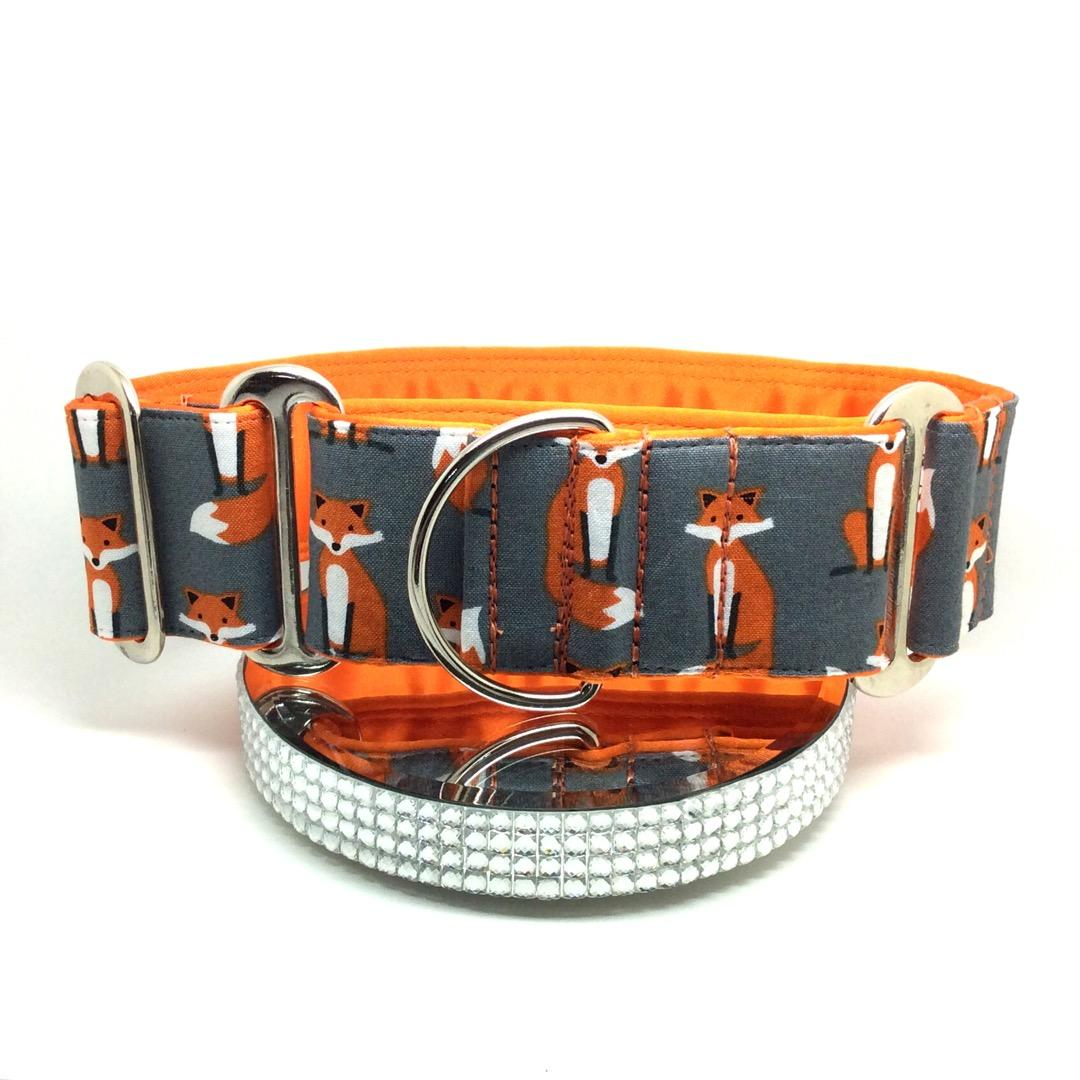Fox Martingale collar