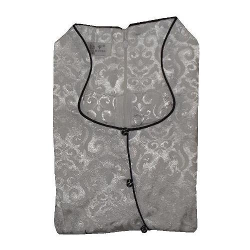 Ladies sleeveless Chinese dresses with plum blossom patterns,