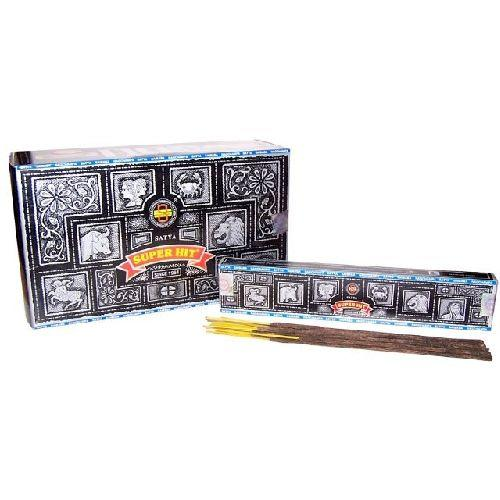 Nag Champa superhit fragranced incense sticks,