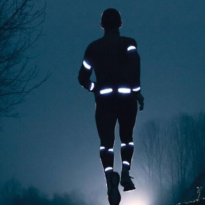 REFLECTIVES & LED'S FOR RUNNERS AND CYCLISTS