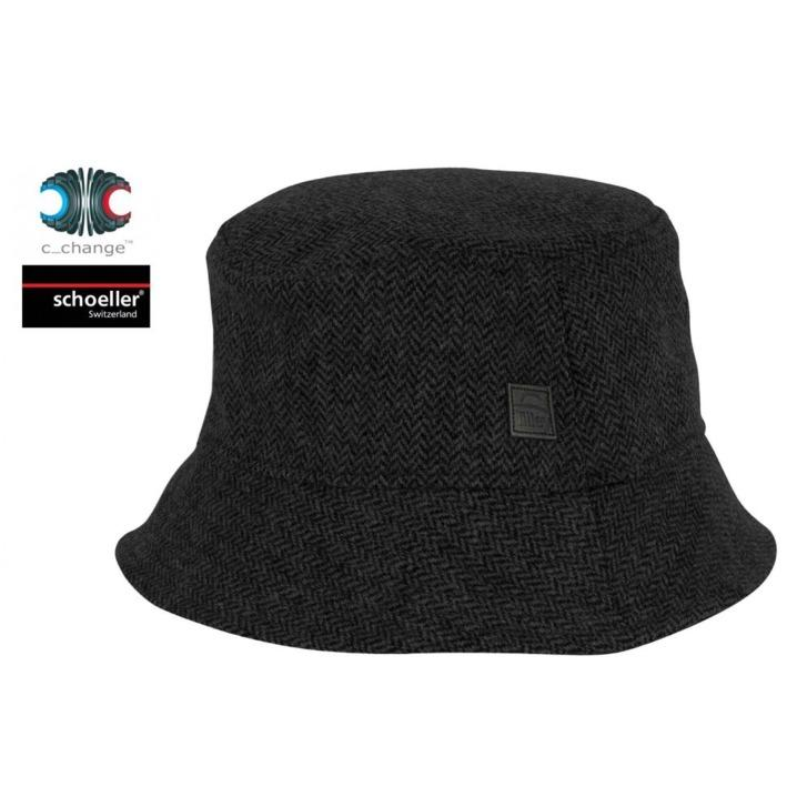 f923ce13345 Tilley TTH2 Tuckaway Hat Black