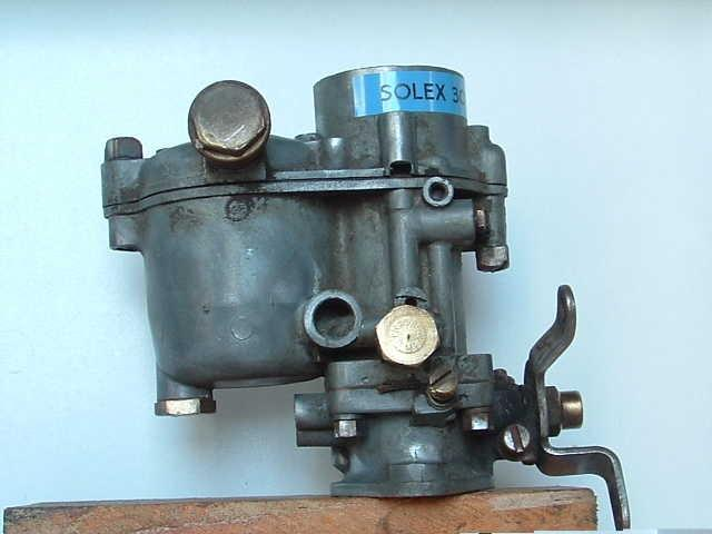 Carburettors and Carb Parts