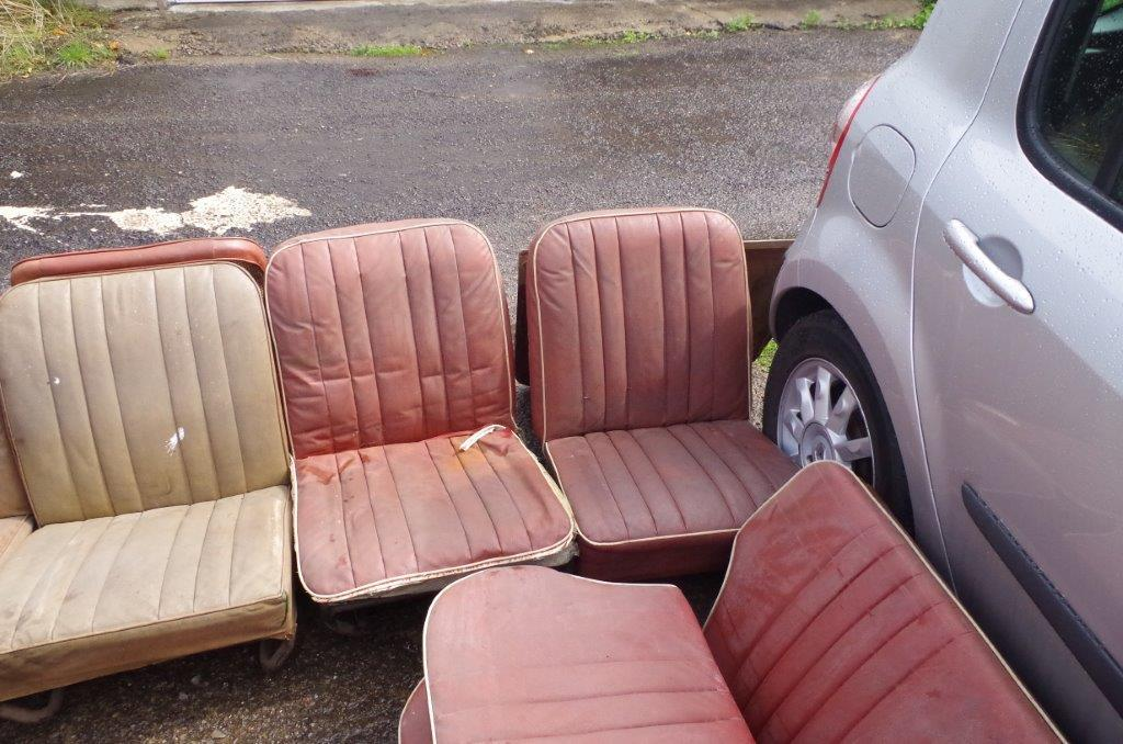 Seats and Interior Trim