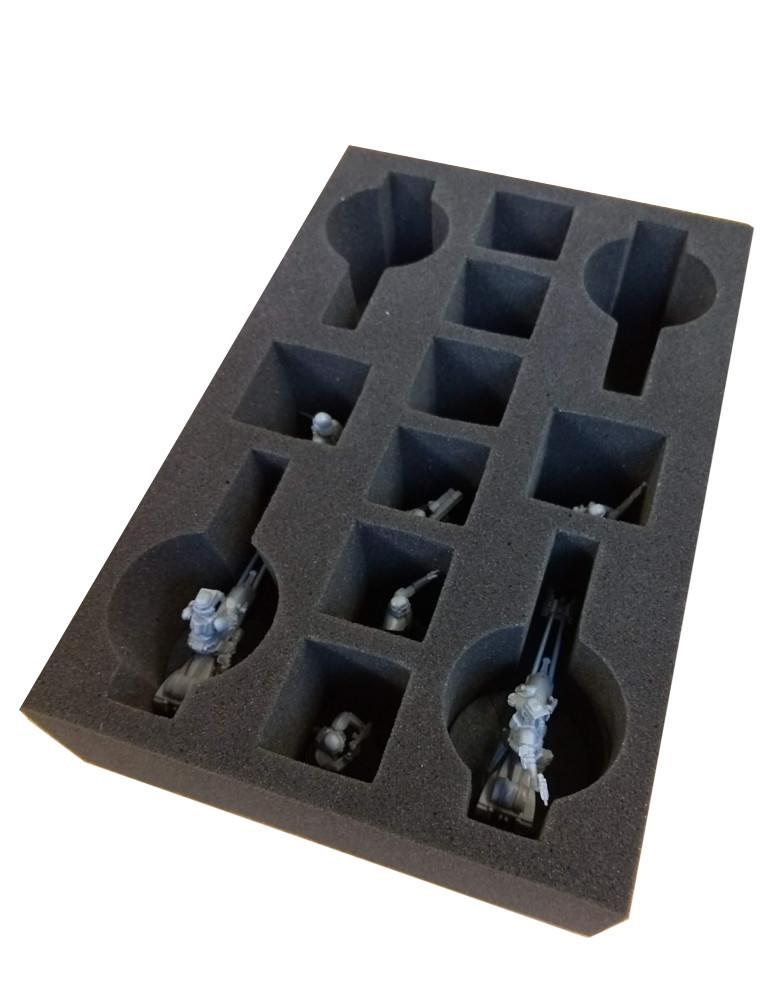 Lego 2x Bianco Gambe Arancione Fianchi per Mini Figure White Cervello Nuovo New