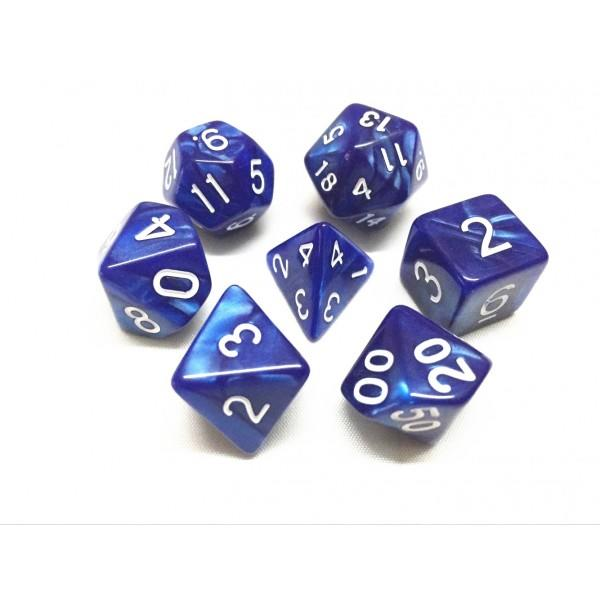 PEARL DICE SET