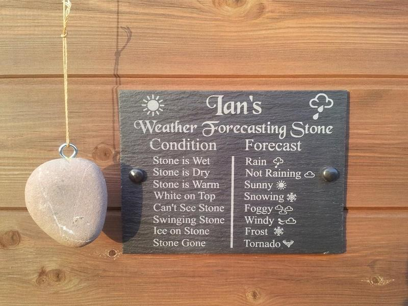 home and garden plaques - Garden Plaques