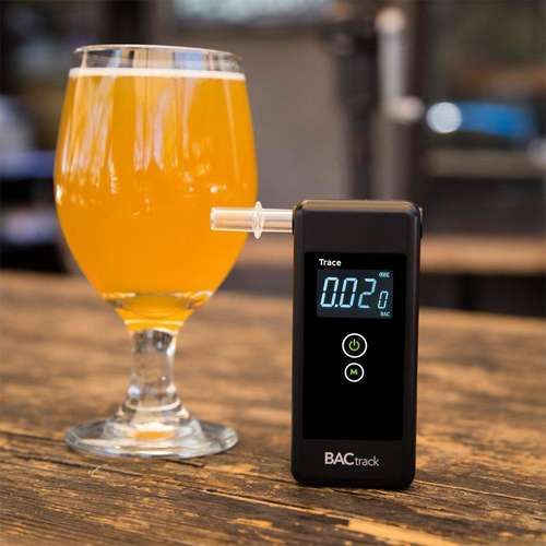 Personal Breathalysers
