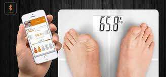 Bluetooth Bathroom Scales