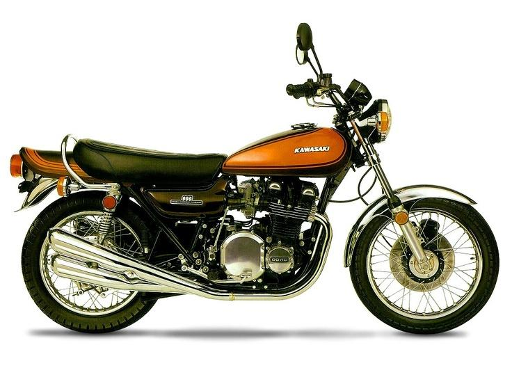 all z1 & z900 frame numbers are stamped on the steering head  additionally,  in the usa & canadian market, there is a white sticker on the steering head