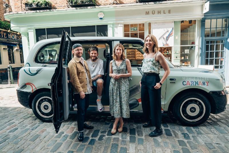 MUHLE Store London Team