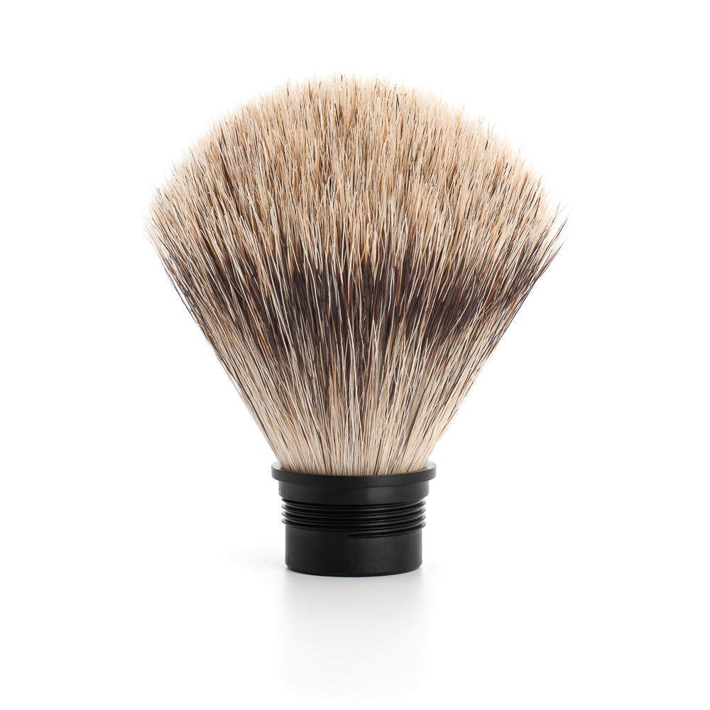 MUHLE Replacement Fine Badger Hair Brush Head - 281M57