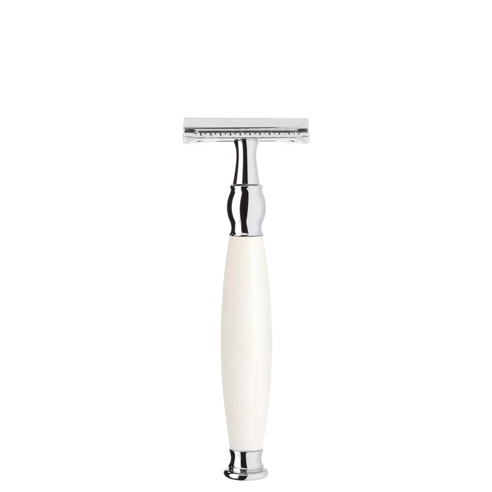 MUHLE SOPHIST Safety Razor in Porcelain