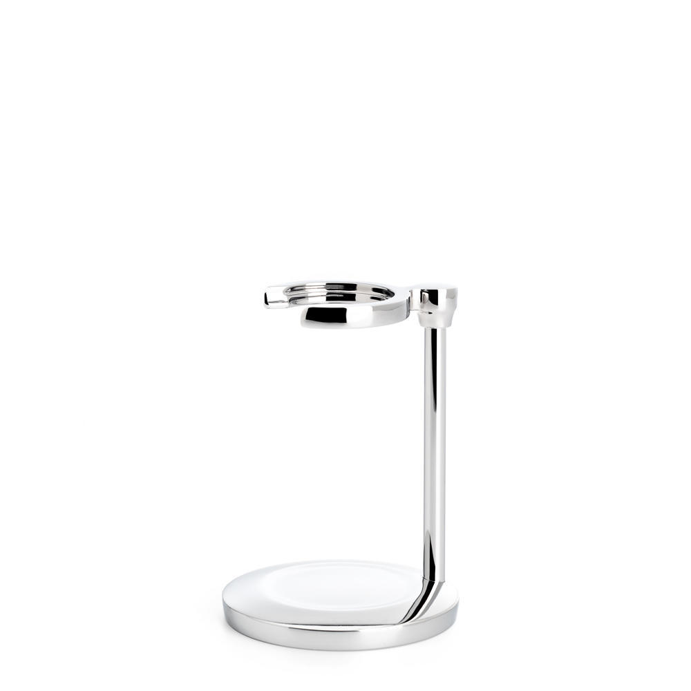 MUHLE Chrome Stand For TRADITIONAL Series Shaving Brushes - RHMSRRP