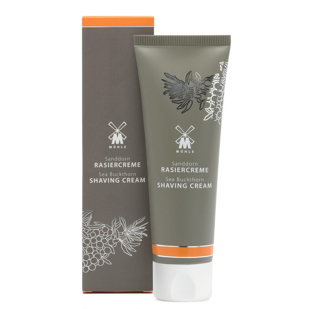 MUHLE SHAVE CARE Sea Buckthorn Shaving Cream