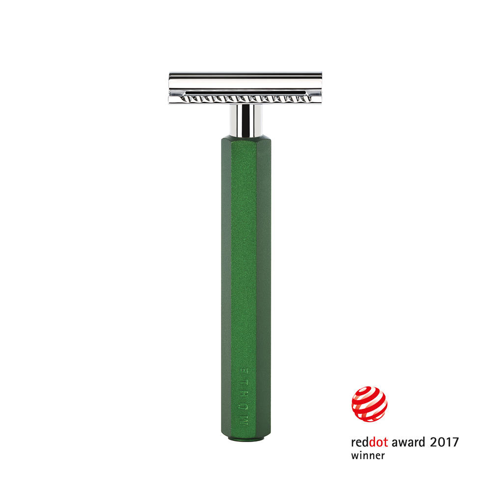 MUHLE HEXAGON Forest Safety Razor - RHXGFORESTSR