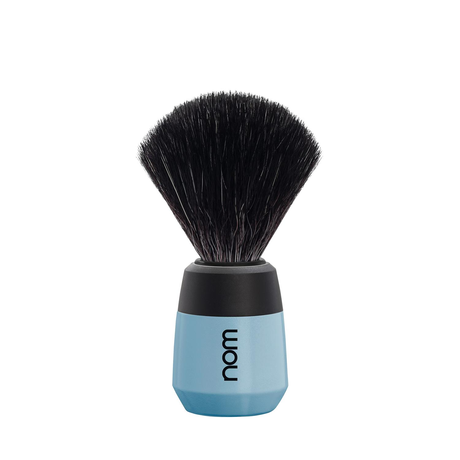 nom MAX, Fjord, Black Fibre Shaving Brush