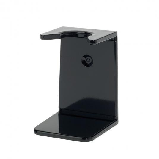 MUHLE Black Shaving Brush Stand