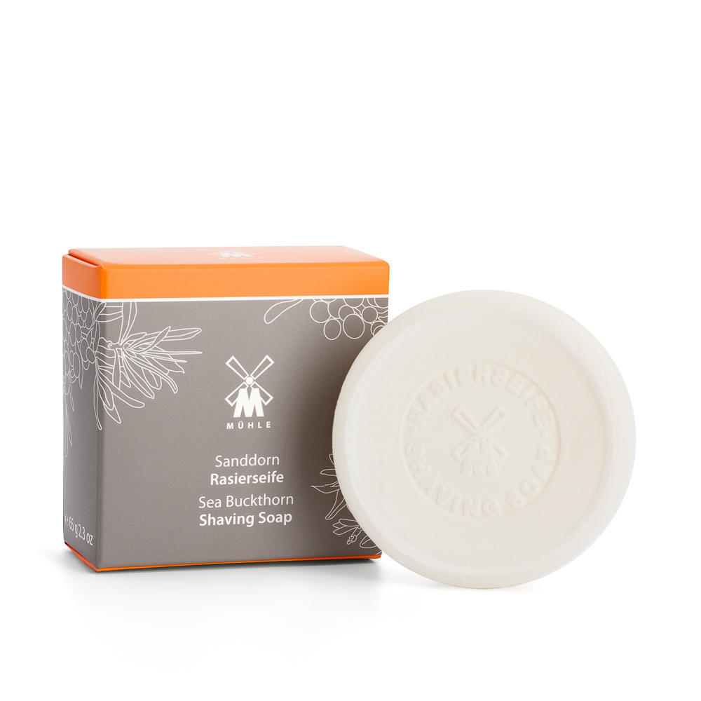 MUHLE SHAVE CARE Sea Buckthorn Shaving Soap 65g - RSSD