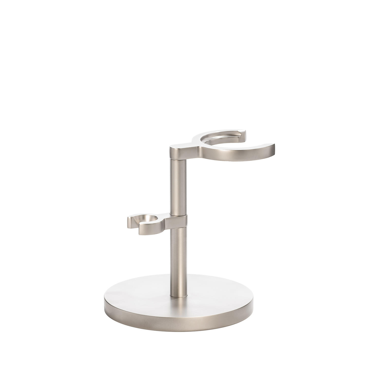 MUHLE ROCCA Matt Stainless Steel Shaving Set Stand for ROCCA Series - RHMROCCA