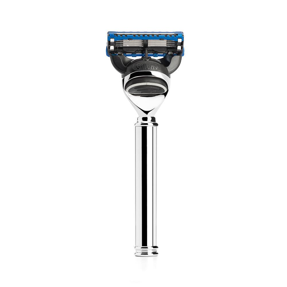 MUHLE TRAVEL Chrome Fusion Razor