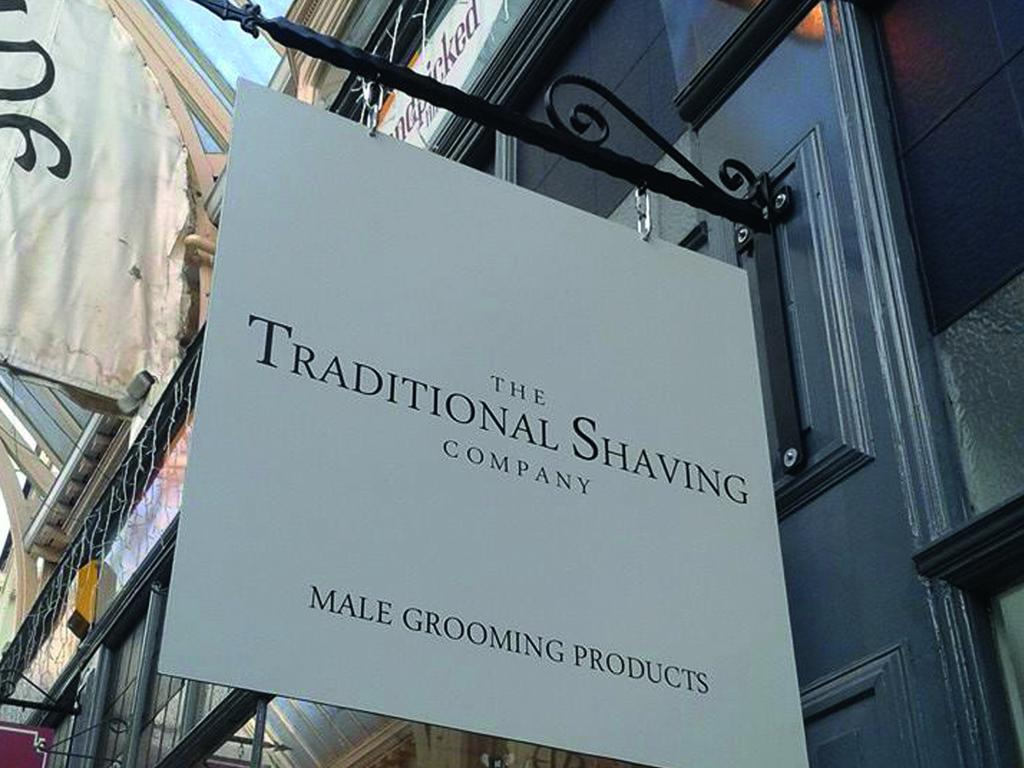 The Traditional Shaving Company