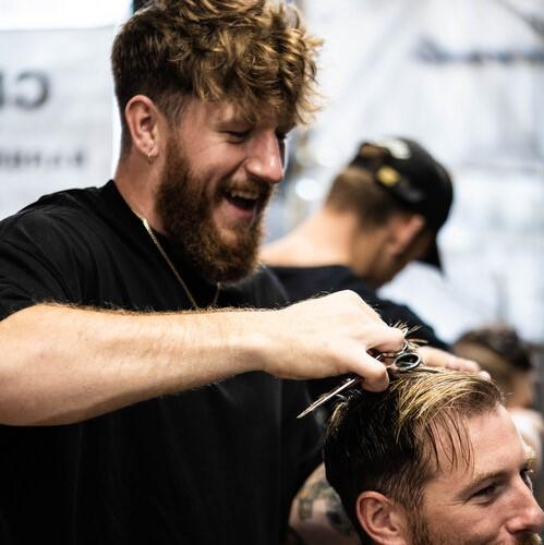 MÜHLE London's newest Head Barber- Connor McCleod
