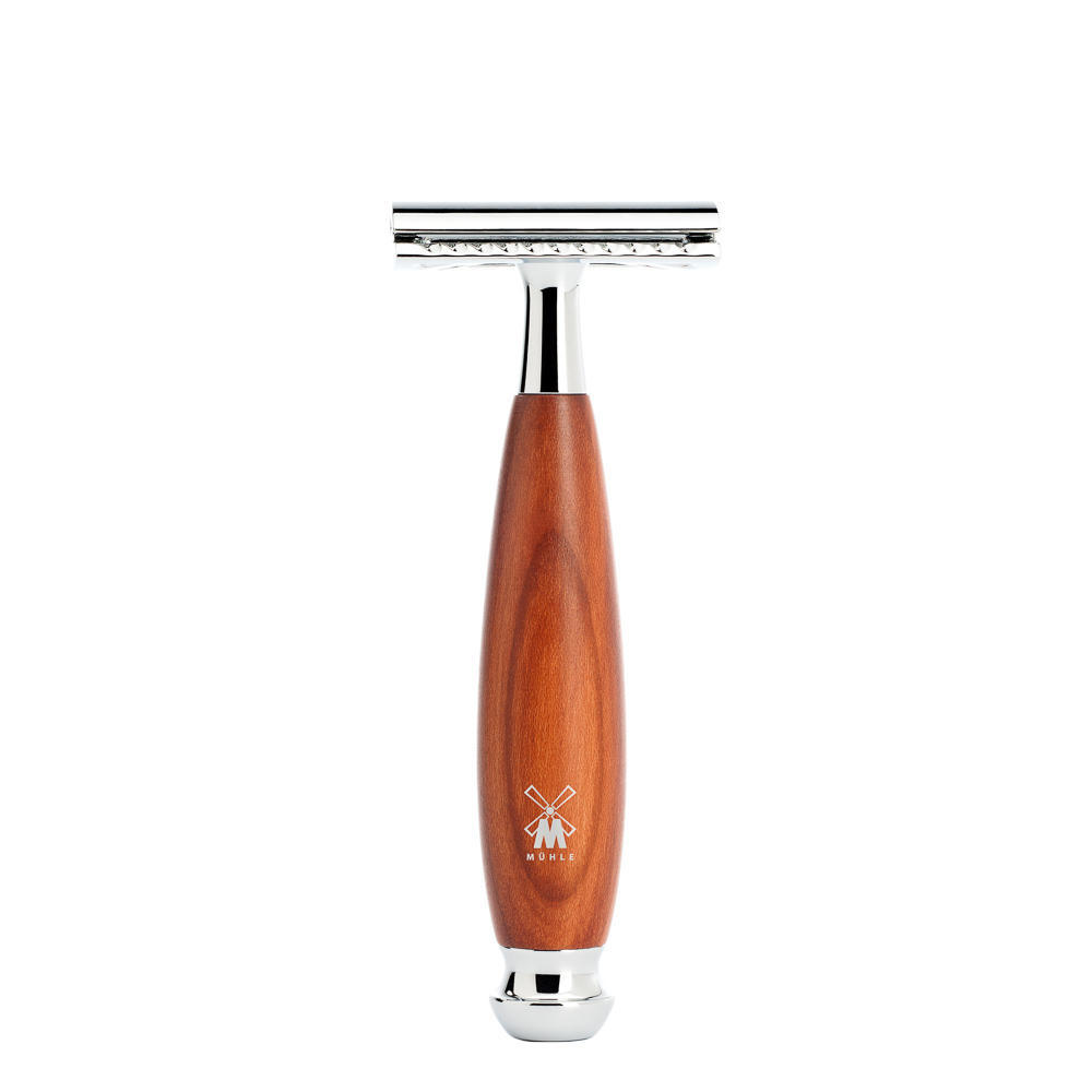 MUHLE VIVO Plumwood  Safety Razor Blade - R331SR
