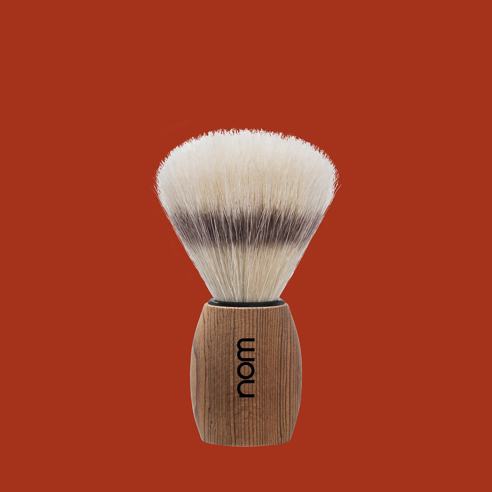 OLE41PS nom OLE, pure spruce, pure bristle shaving brush