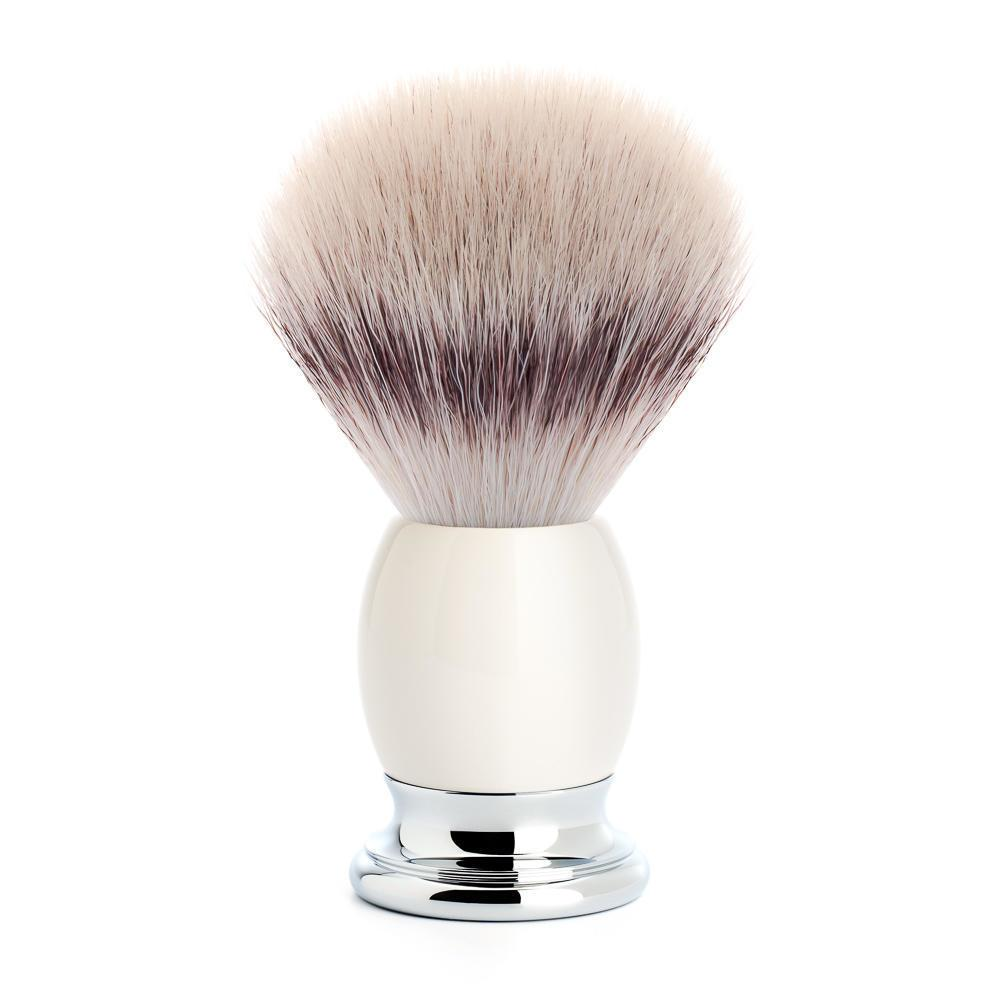 MUHLE SOPHIST Silvertip Fibre Shaving Brush in Porcelain