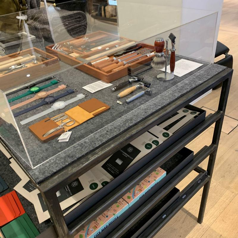 The MÜHLE Manicure Set at The Conran Shop.