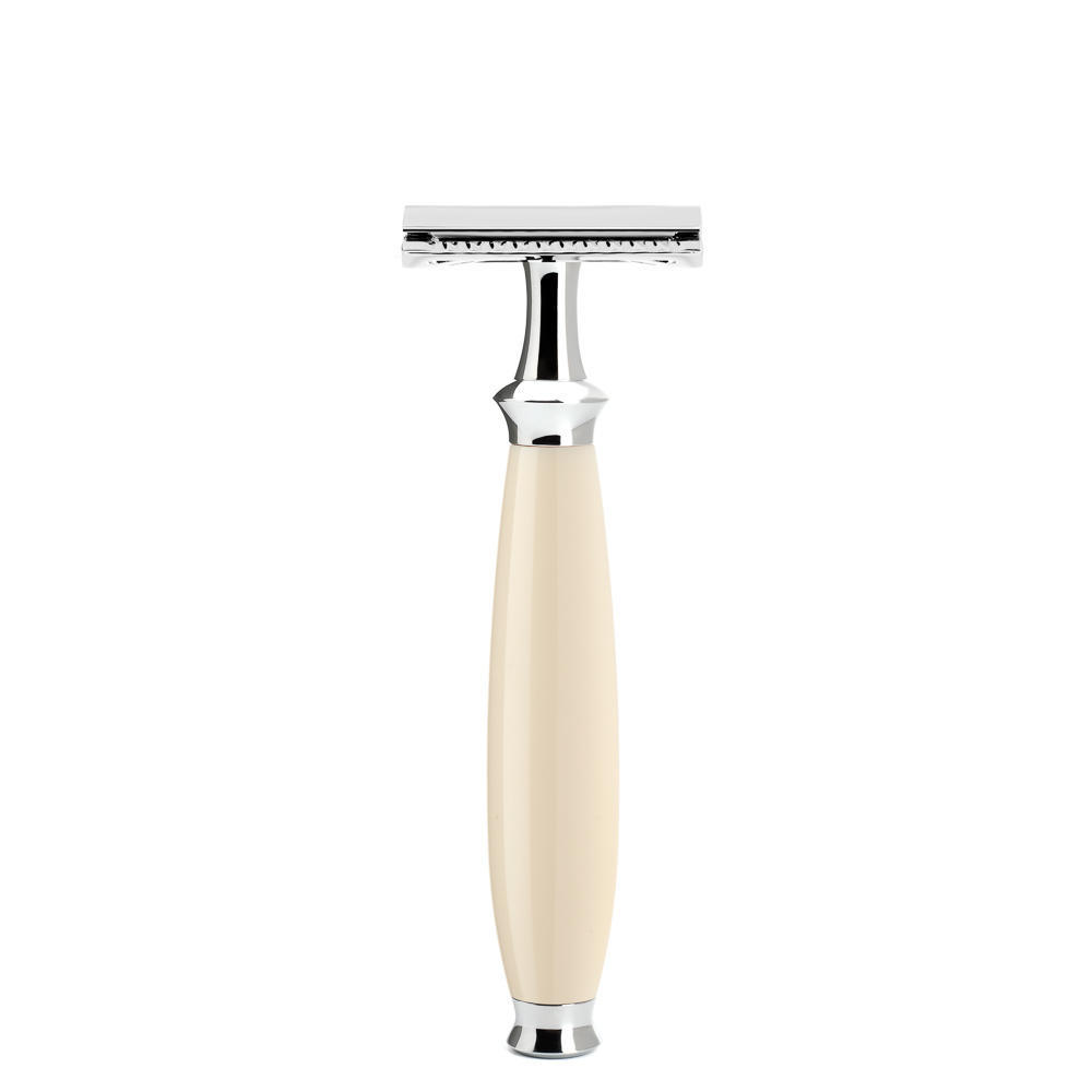MUHLE PURIST Ivory Resin Safety Razor - R57SR